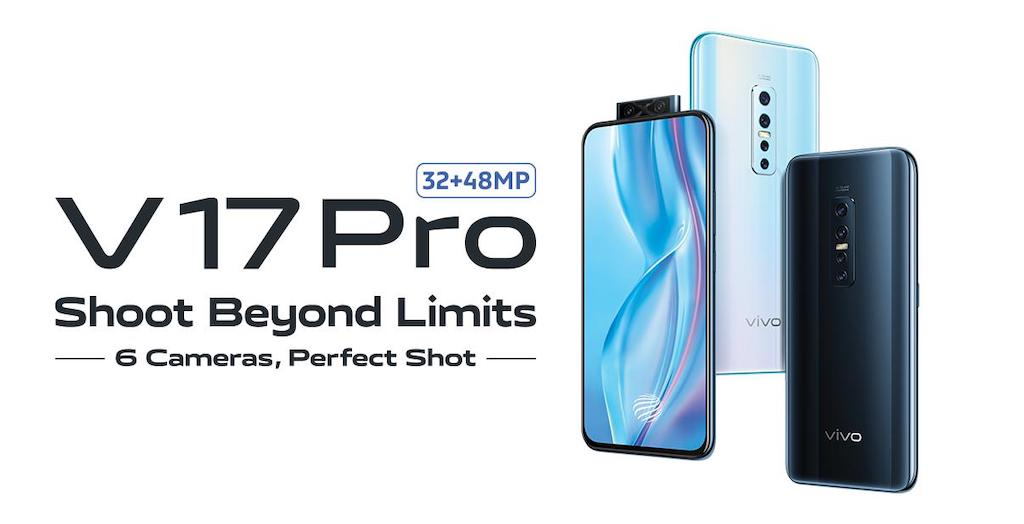 vivo V17Pro Shoot Beyond Limits