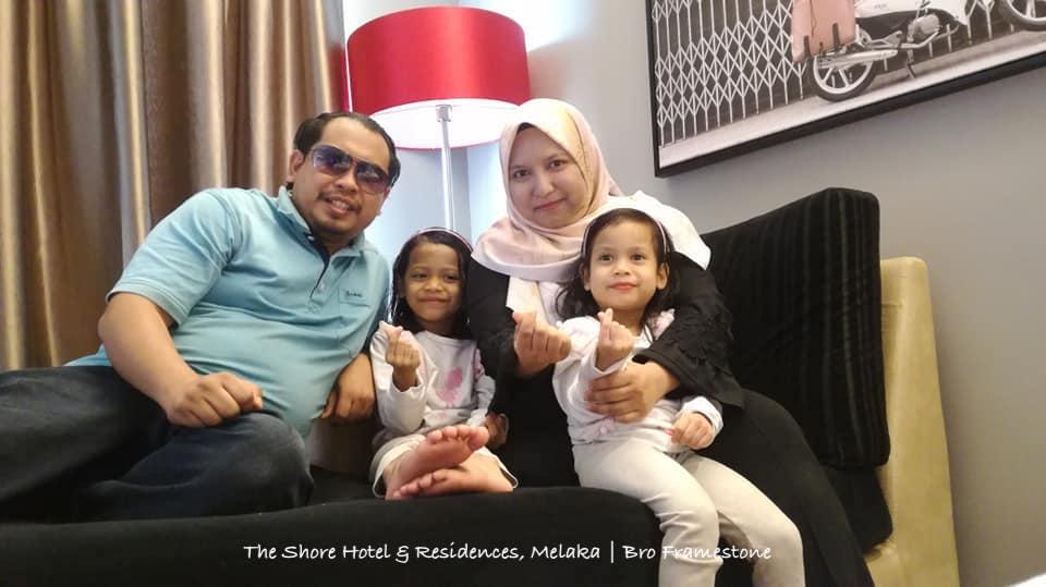 Bercuti di The Shore Melaka