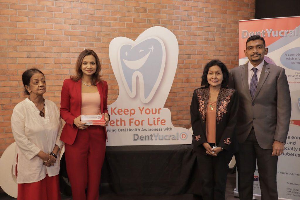Kempen Penjagaan Kesihatan Oral Bagi Pesakit Diabetes Oleh Ubat Gigi DentYucral