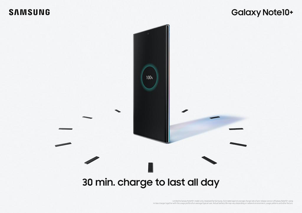 Galaxy Note10+ Battery