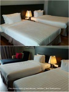 Katil Studio Suite @ The Shore Hotel & Residences