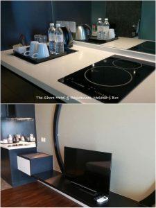 Pekakas Studio Suite @ The Shore Hotel & Residences, Melaka