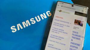 Samsung Galaxy Note10|10+ Workshop