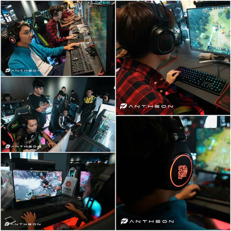 Aksi Mesa Mall Dota2 Tournament
