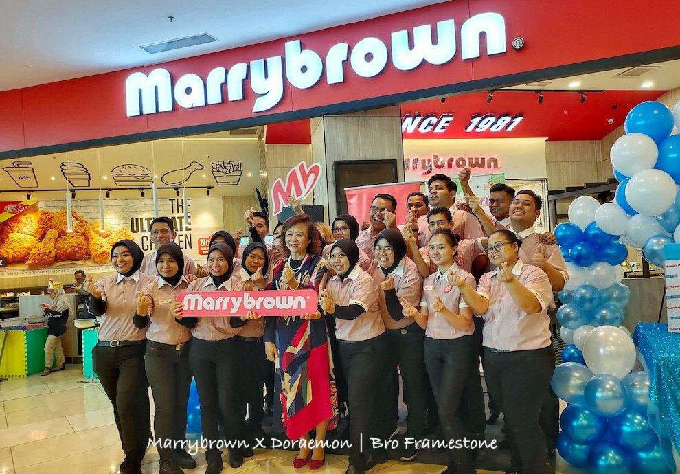 Datin Nancy Liew Pengarah Urusan Marrybrown