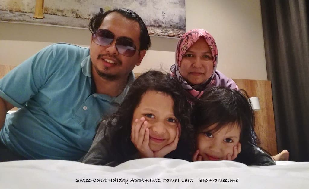 Family Vacation Swiss-Court Holiday Apartments, Damai Laut