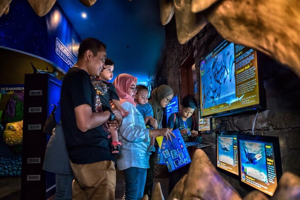 Informasi The Shore Oceanarium Melaka