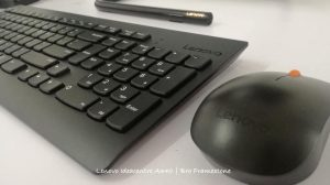 Keyboard Mouse Lenovo Ideacentre A340