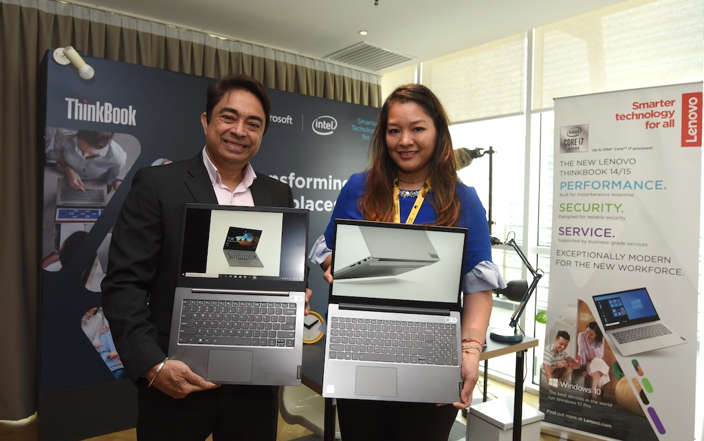 Lenovo ThinkBook 14 & 15