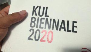 Pelancaran KUL Biennale 2020