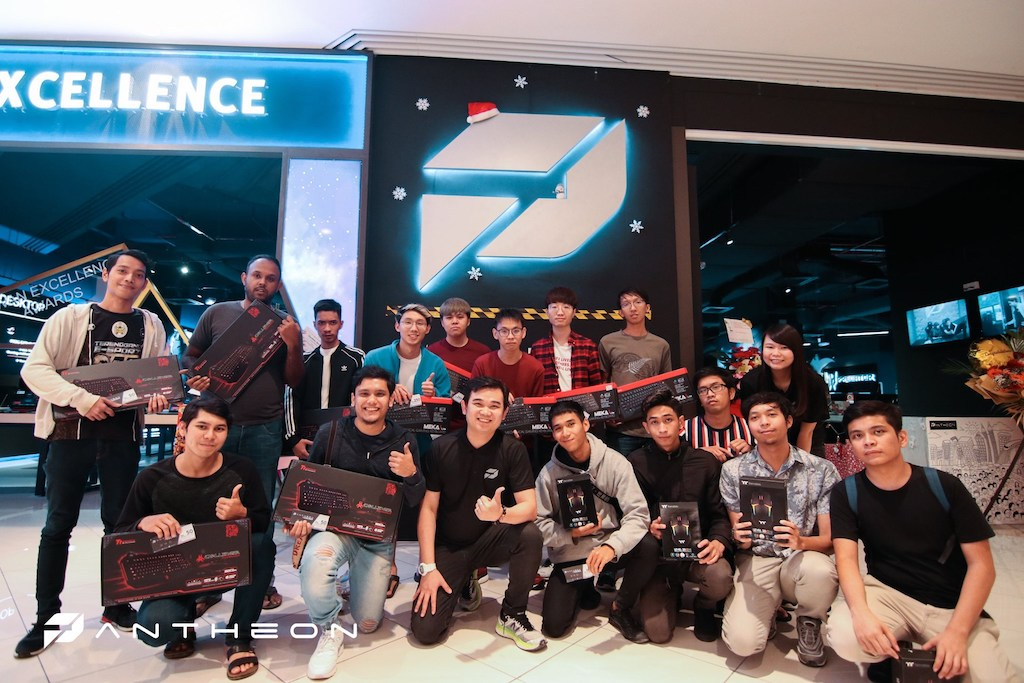 Pemenang Mesa Mall Dota2 Tournament