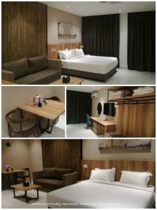 Studio Unit Swiss-Court Holiday Apartments, Damai Laut