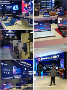 Taiwan Excellence Concept Store Mesamall Nilai