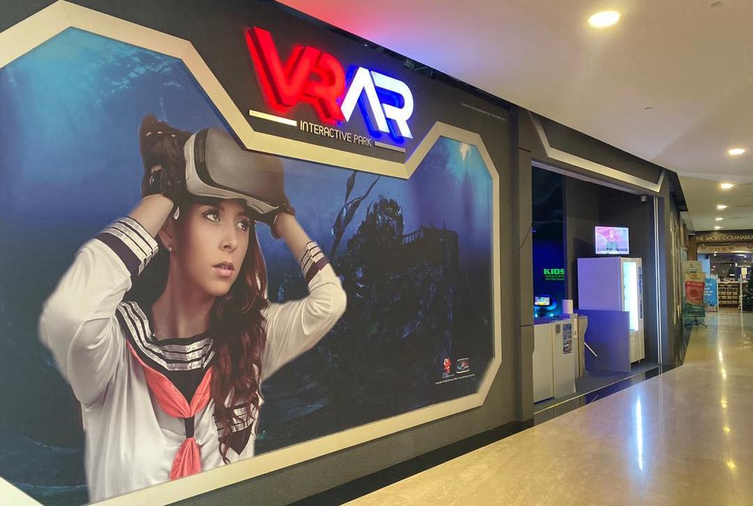 VR & AR Interactive Park Melaka