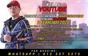 Kelas Youtube February 2020