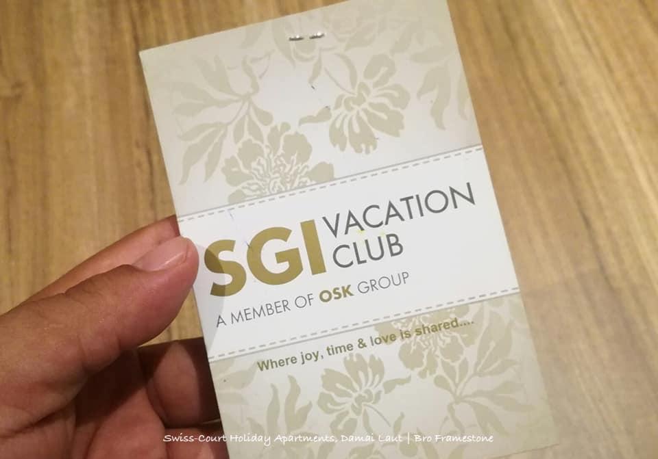 Penjimatan Sebagai Ahli SGI Vacation Club