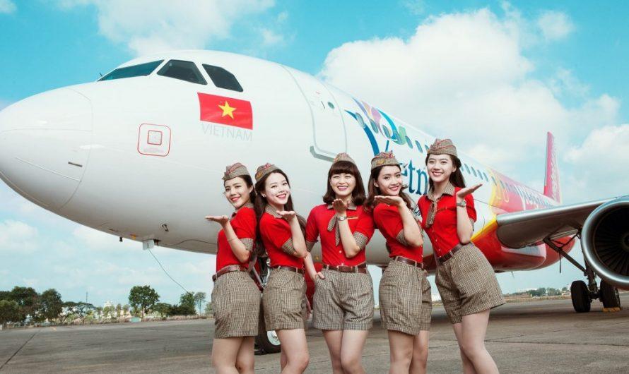Vietjet Tawar Diskaun 50% Tiket Penerbangan Untuk Semua Laluan Seluruh Asia