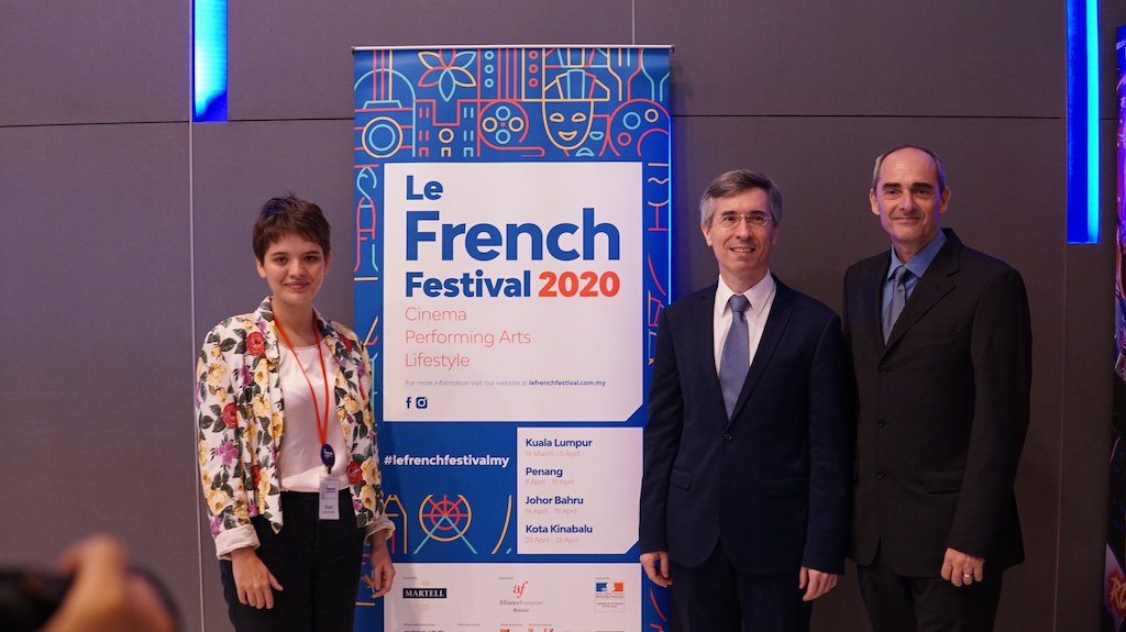 Le French Festival 2020