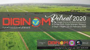 Retreat 2020 - Perkongsian Ilmu Blog Bersama Bro Framestone