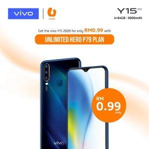 Vivo Y15 U Mobile
