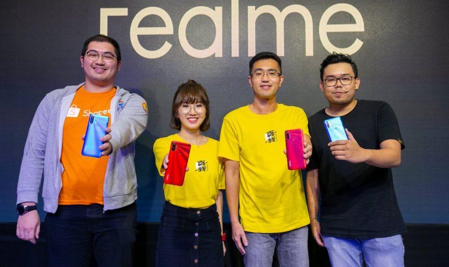 realme C3 Dilancarkan di Malaysia Pada Harga RM499