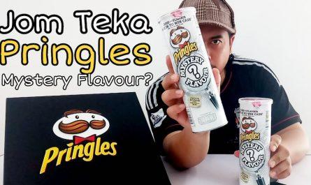 Teka Pringles Mystery Flavour