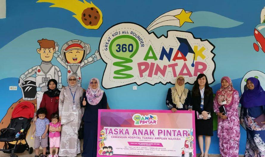 Pendaftaran Taska Anak Pintar Di Tempat Kerja Sektor Awam Pilihan Agensi Kerajaan