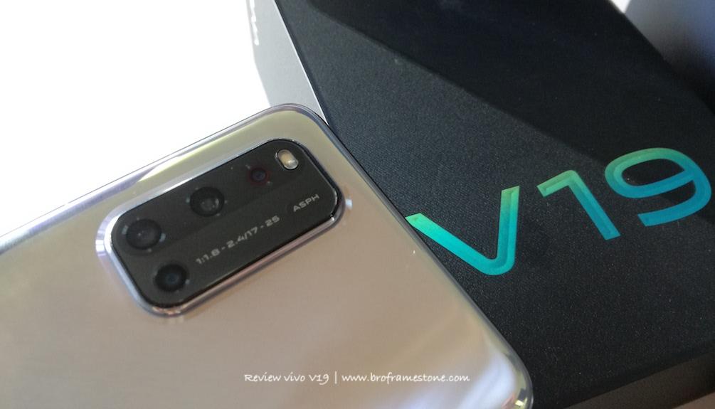 Kamera Belakang vivo V19