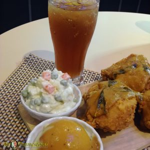 MB Crispy Chicken Salted Egg