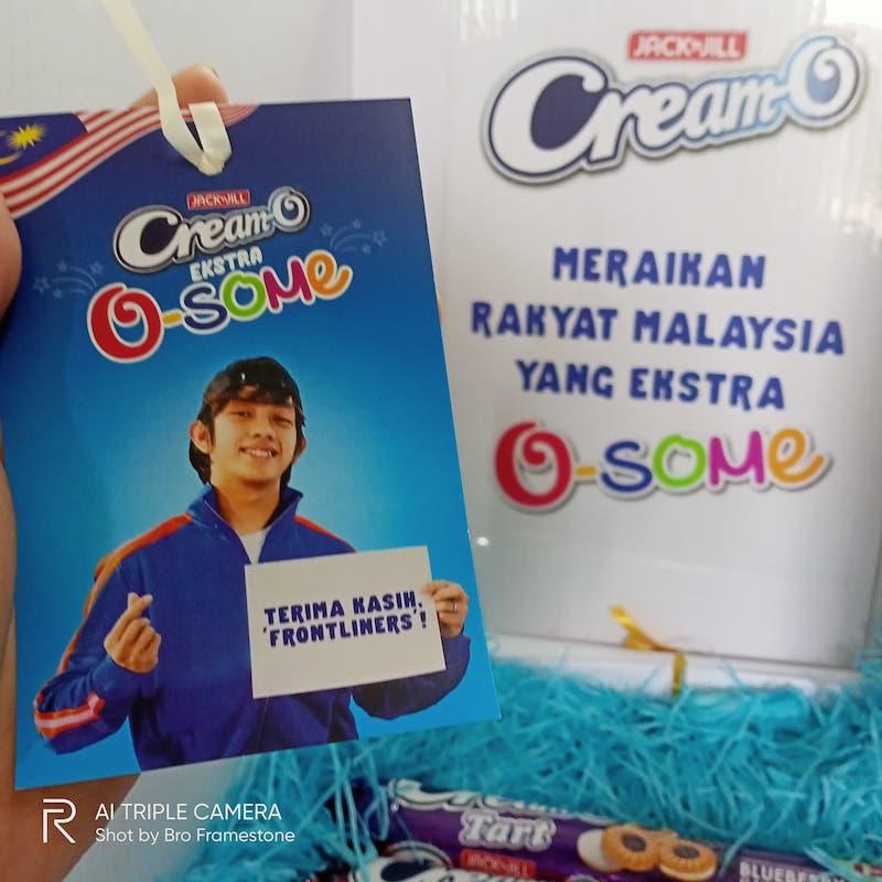 Ismail Izzani JACK 'n JILL Cream-O