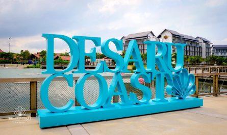 Desaru Coast, Johor