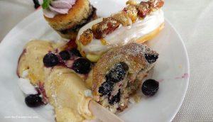 Hidangan Blueberry Dari Dato Fazley Yaacob