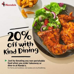 Nandos Kind Dining