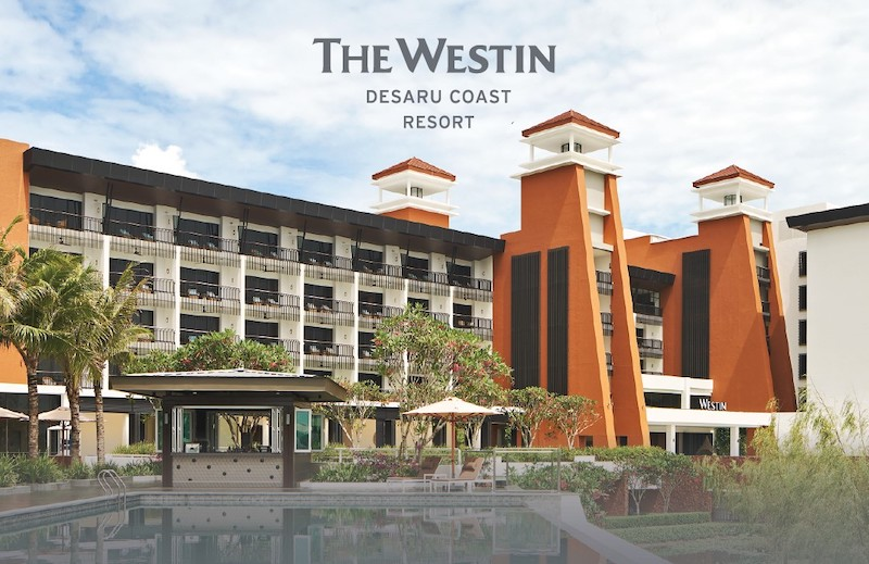 The Westin Desaru Coast Resort