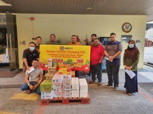 kempen #AyamBersamaMu Orang Asli Selangor