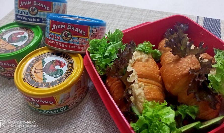 5 Resepi Mudah Bento Box Menggunakan Produk Ayam Brand™