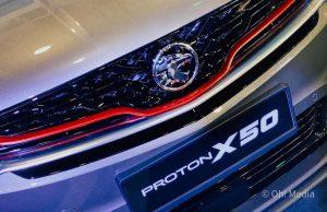 Proton X50