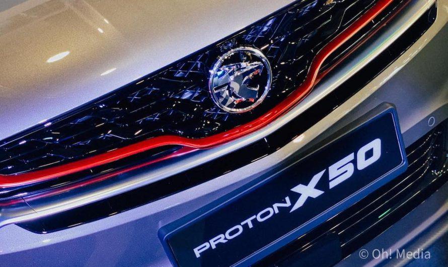 Dengan RM500, Anda Boleh Miliki Proton X50 Mulai Esok