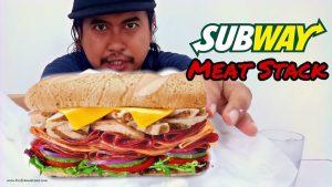 Menu Terbaru Subway Meat Stack