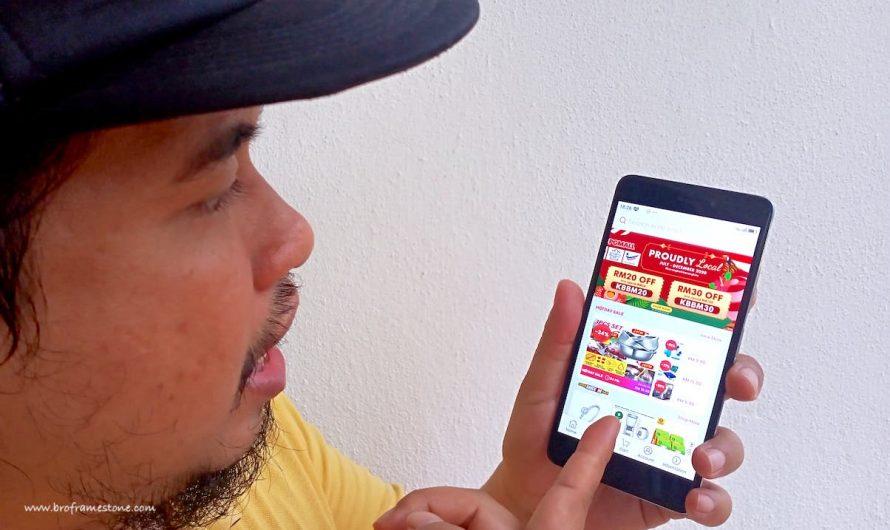 Gemar Shopping Online? PG Mall, Port Menarik Kaki Shopping Dengan Tawaran Istimewa