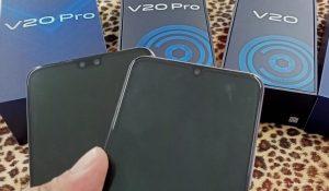 Kamera Hadapan vivo V20 & vivo V20 Pro