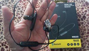 Tranz 300 Wireless Earphone