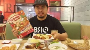 Makan Grilled Butter Chicken The Chicken Rice Shop