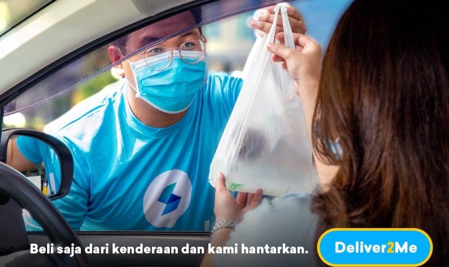 Deliver2Me – Shopping Dari Dalam Kereta Melalui Aplikasi Setel di Kedai Mesra Petronas