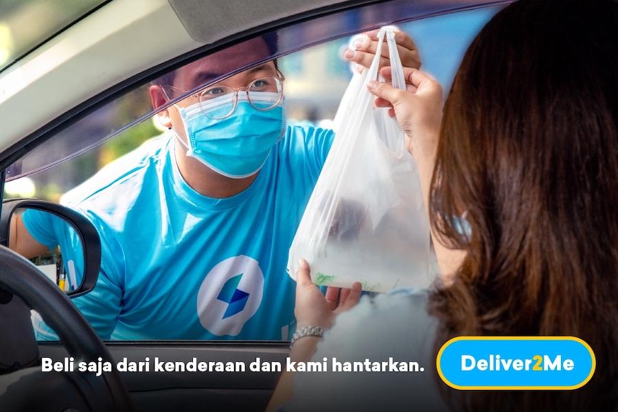 Setel Deliver2Me