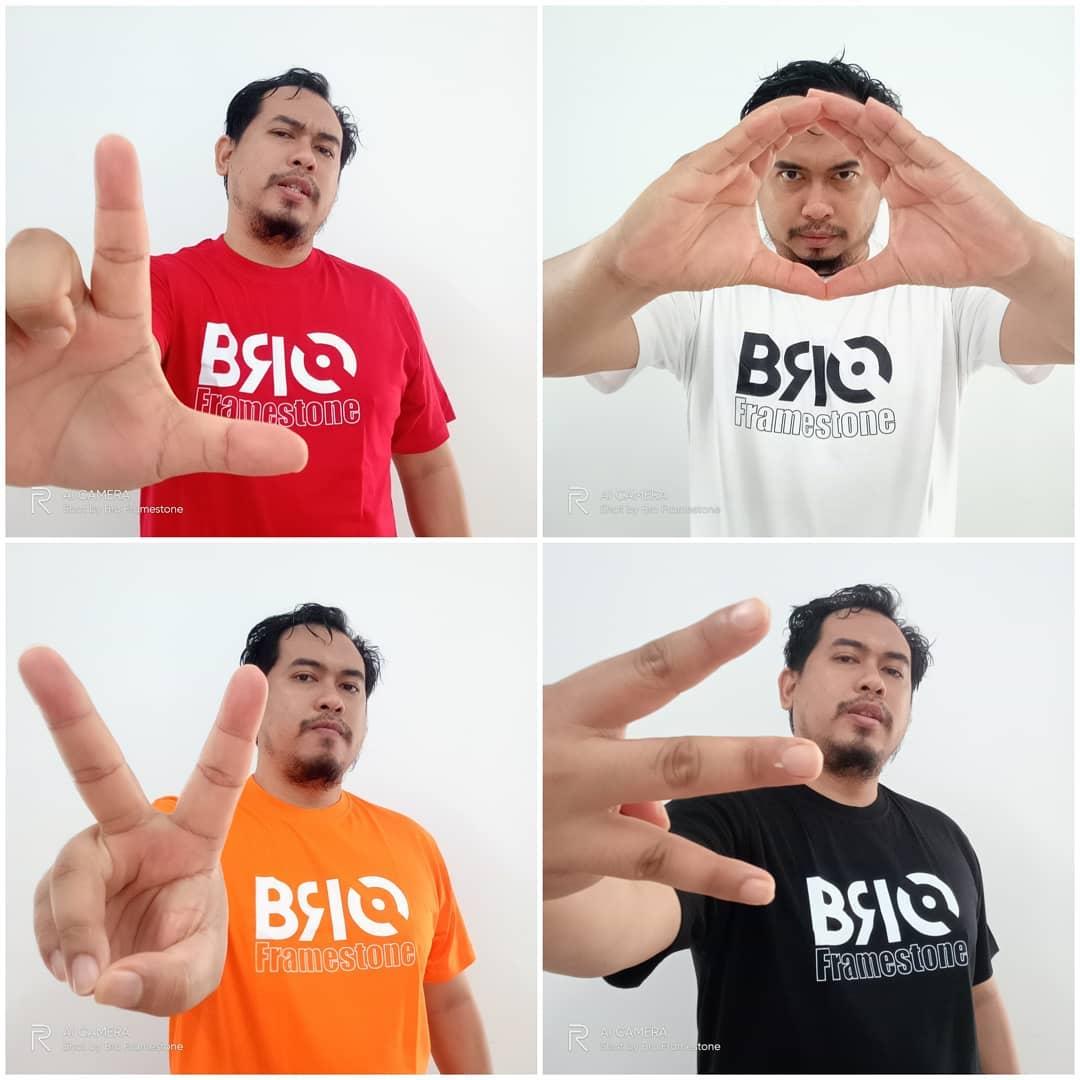 Tshirt Bro Framestone Edisi 2021