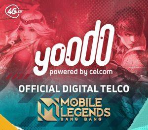 Yoodo Official Digital Telco MLBB