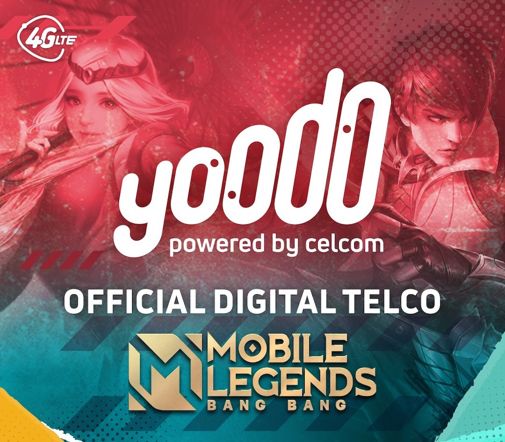 Yoodo Official Digital Telco MLBB