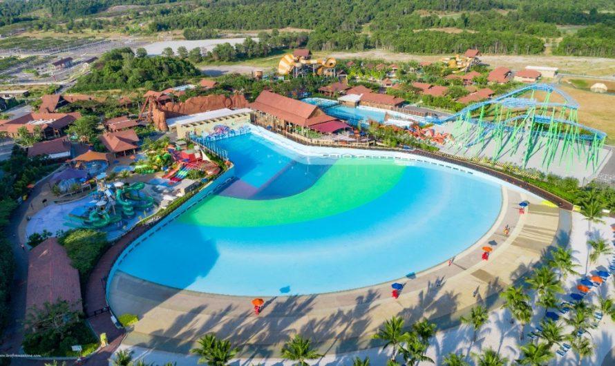 Adventure Waterpark Desaru Coast Dibuka Semula Untuk Orang Ramai Mulai 11 Mac 2021