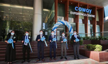 Coway Experience Centre